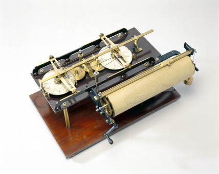 Kelvin's second tide predictor, 1873.