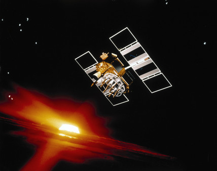 NAVSTAR satellite, 1986.