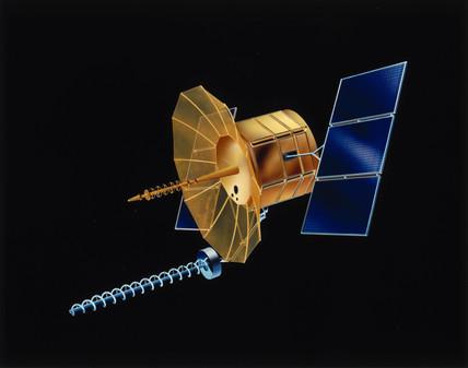 American FLTSATCOM satellite, 1981.