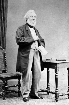 John Braithwaite, British engineer, 1860s.