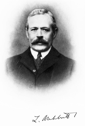 Leonard Archbutt, British chemist, late 19th-early 20th century.