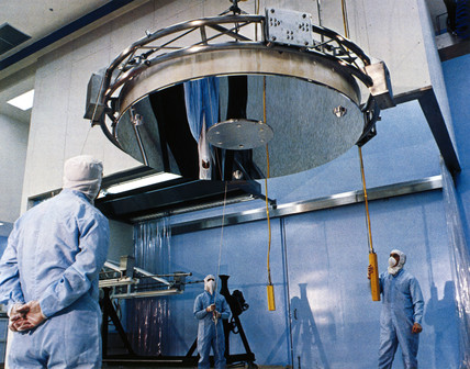 hubble telescope flawed mirrors - photo #14