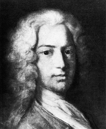 Daniel Bernoulli, Swis mathematician, early 18th century.
