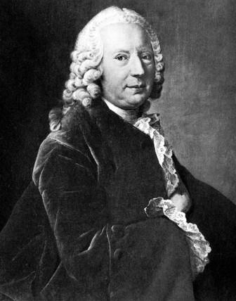 Daniel Bernoulli, Swis mathematician, c 1750s.