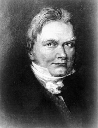 Jons Jacob Berzelius, Swedish chemist,  early 19th century.