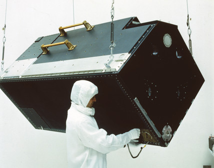 Spectrometer for the Hubble Telescope, 1980s.