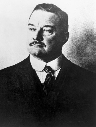 Rene Bohn, German chemist, early 20th century.