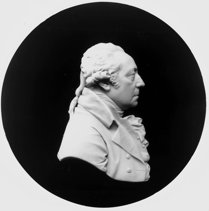 Matthew Boulton, English engineer and industrialist, 1802.