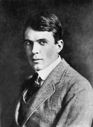 William Lawrence Bragg, Australian-born British physicist, 1920s.
