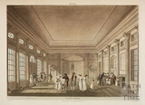 Inside the Pump Room, Bath 1804