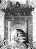 Fireplace, 15, Vineyards, Bath c.1903