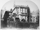 Countess of Huntingdon's Chapel, Vineyards, Bath c.1870