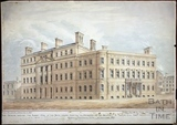 The Albert Wing, Royal United Hospital, Bath 1867