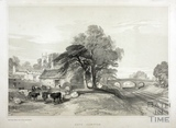 View from the east, Bathampton c.1840