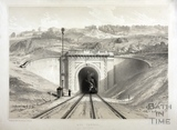 West front of Box Tunnel c.1840