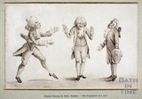 The Propagation of a Lie 1787