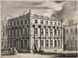 Beau Nash's first residence, St. John's Court, Bath 1720