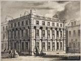 Beau Nash's first residence, St. John's Court, Bath 1720