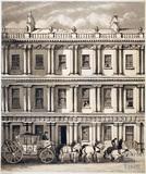 Gainsborough's House, The Circus, Bath c.1858