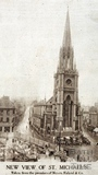 New view of St Michaels 1924