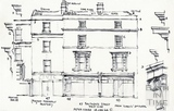 Southgate Street, Bath 18 January 1964