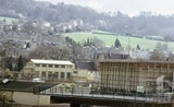 View from Grand Parade towards the Recreation Ground, March 1975