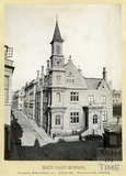 The Bluecoat School, Sawclose c.1900