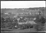 View of Monkton Combe and Freeman's Mill c.1904