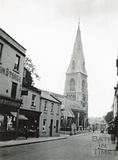 St Andrews Church from Julian Road, looking west c.1920