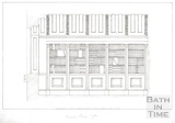 Etruscan Library, 1st Floor Drawing, Beckford's Tower, Lansdown, Bath 1828