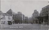 Sawclose, Bath c.1912