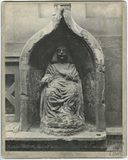 Statue of Bladud, King's Bath c.1920