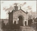 Entrance arch, Lansdown Cemetery, Bath c.1853-61