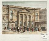 The Pump Room, Bath 1820