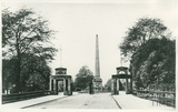 The Obelisk, Victoria Park, Bath c.1916