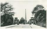 The Obelisk, Victoria Park, Bath c.1916