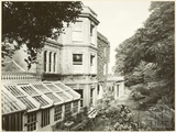 Rear view of Hampton Hall, Bathampton