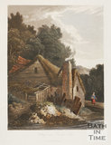 Cottage near Bradford (Bradford-on-Avon), Wilts. 1824