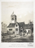 St. Michael's Church (version before the last), Bath