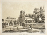 Widcombe Church, Bath c.1837
