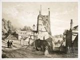 Widcombe Old Church, Bath 1850
