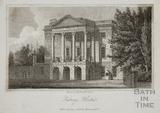 Sydney Hotel, Bath 1818