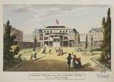 Sydney House from the Garden, Bath c.1815