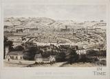 Bath from Beechen Cliff c.1857