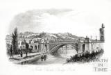 North Parade Bridge, Bath c.1840