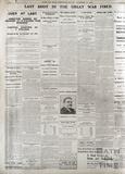 The end of World War I 11th Nov 1918
