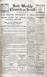 Hitler invades Poland September 2 1939