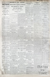 Disaster to the Titanic! Special Edition Monday April 15, 1912