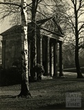 The Temple of Minerva, Sydney Gardens, June 1953
