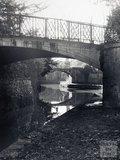 The Kennet and Avon Canal, Sydney Gardens, Bath pre-1973